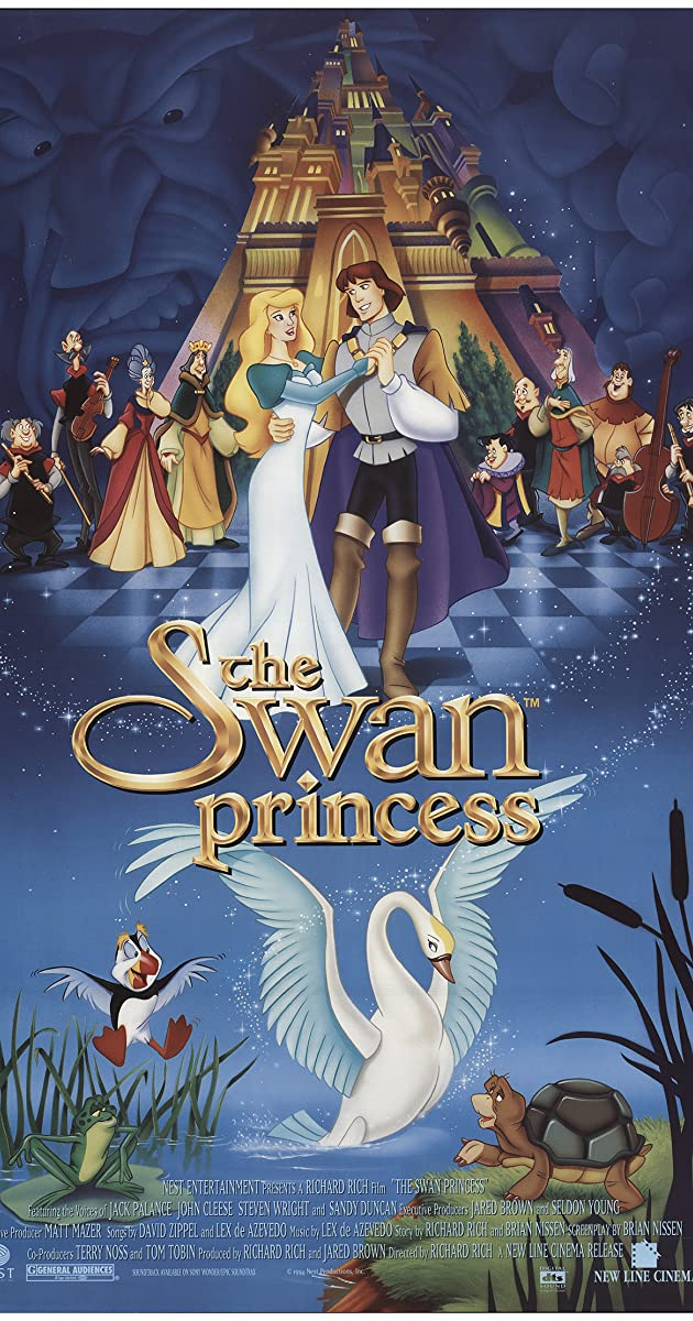 watch the swan princess 3 online free