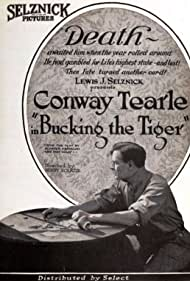 Conway Tearle in Bucking the Tiger (1921)