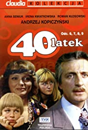 Czterdziestolatek Poster - TV Show Forum, Cast, Reviews