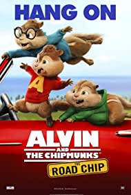 Justin Long, Jesse McCartney, and Matthew Gray Gubler in Alvin and the Chipmunks: The Road Chip (2015)