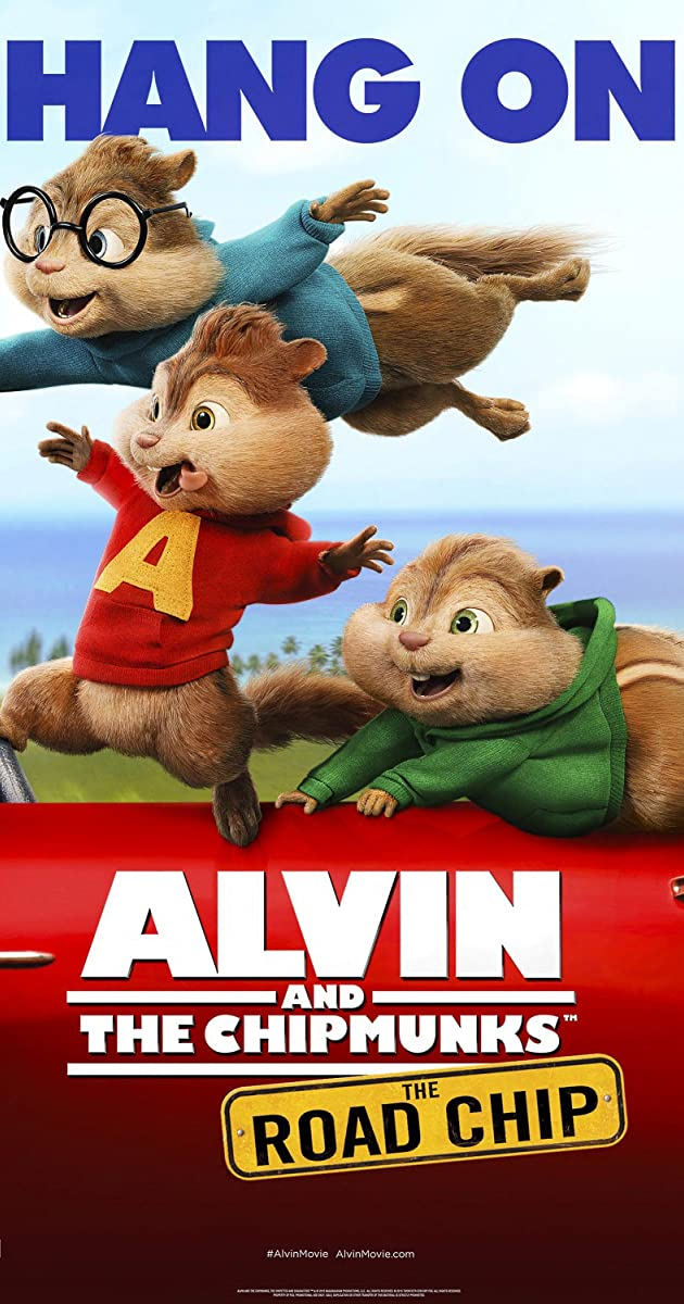 Alvin And The Chipmunks The Road Chip 2015 Imdb