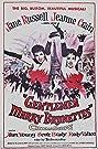 Gentlemen Marry Brunettes (1955) Poster