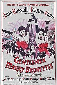 Primary photo for Gentlemen Marry Brunettes