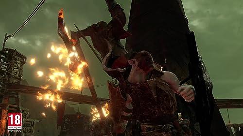 Middle Earth: Shadow Of War: Open World Trailer (UK)