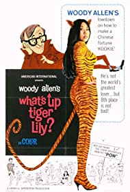 What's Up, Tiger Lily? (1966) Poster - Movie Forum, Cast, Reviews