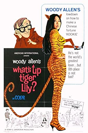 What's Up, Tiger Lily? Poster Image