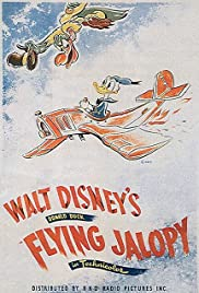 The Flying Jalopy (1943) Poster - Movie Forum, Cast, Reviews
