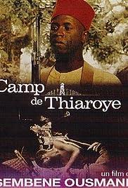 Camp de Thiaroye Poster