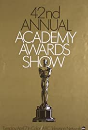 The 42nd Annual Academy Awards Poster