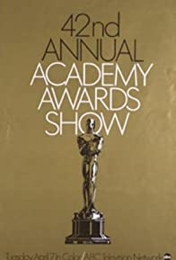 Primary photo for The 42nd Annual Academy Awards