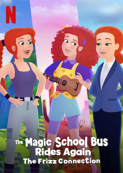 Sihirli Okul Otobüsü Yeniden Yollarda: Üç Frizzle Birden Türkçe Dublaj indir | XviD | 2020