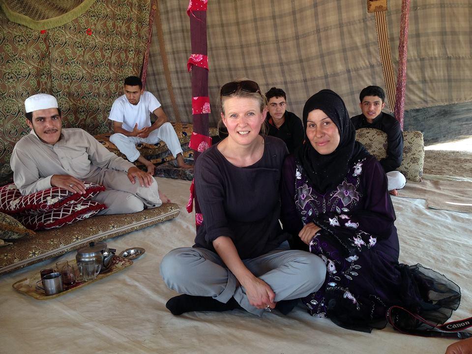 Sharron Ward in Syria: The Hidden War on Women (2015)