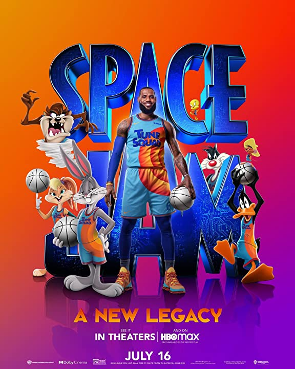 Space Jam: A New Legacy (2021) Hindi Dubbed