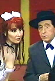 Lydia Feld and Jean Lefebvre in Fifi Martingale (2001)