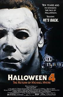Halloween 4: The Return of Michael Myers (1988)
