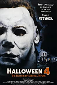 Primary photo for Halloween 4: The Return of Michael Myers