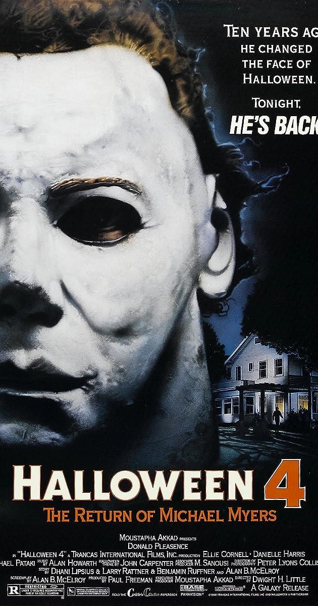Sát Nhân Halloween 4: Sự Trở Lại Của Michael Myers
