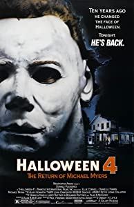 PC downloadable new movies Halloween 4: The Return of Michael Myers [720