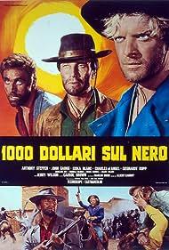 1000 dollari sul nero (1966) Poster - Movie Forum, Cast, Reviews