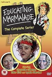Educating Marmalade Poster