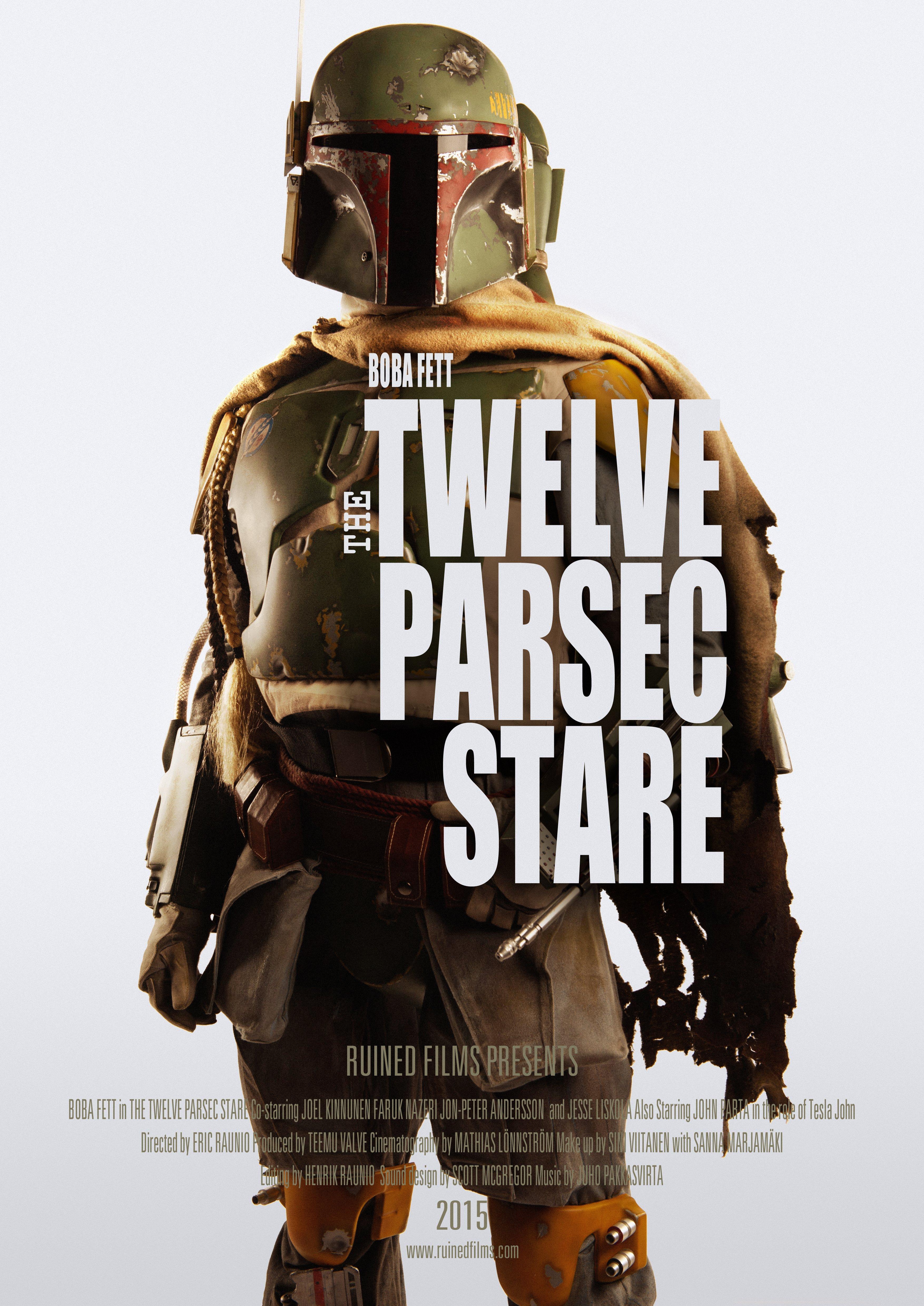 The Twelve Parsec Stare (2015) - IMDb