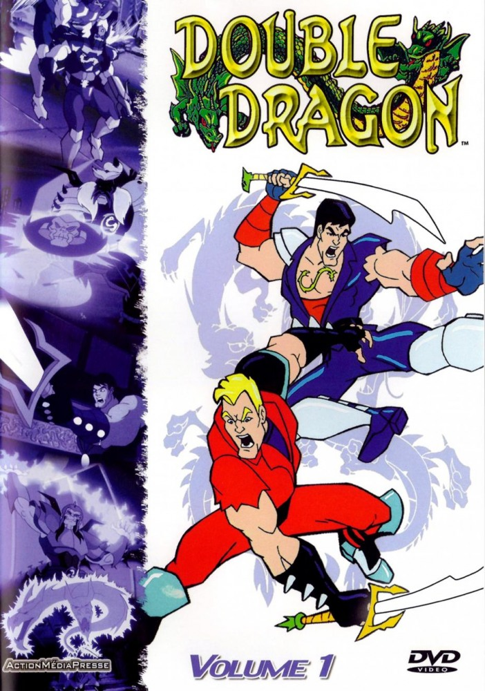 Double Dragon Tv Series 1993 1994 Imdb