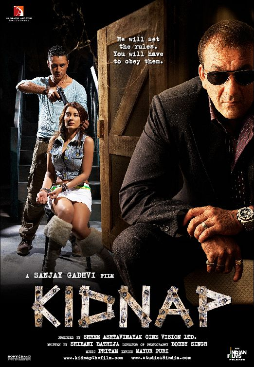 Kidnap (2008) Hindi 720p HEVC HDRip x265 AAC  [700MB] Full Movie Download