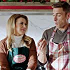 Jodie Sweetin and Andrew W. Walker in Merry & Bright (2019)
