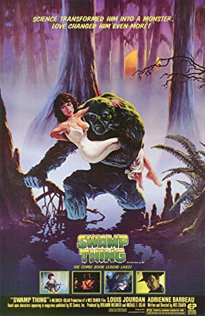 Swamp Thing full movie streaming