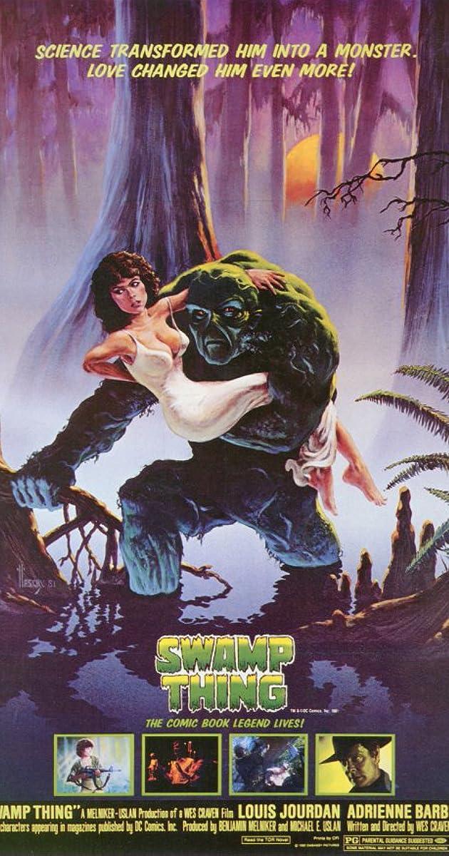 Swamp Thing (1982) - Full Cast & Crew - IMDb