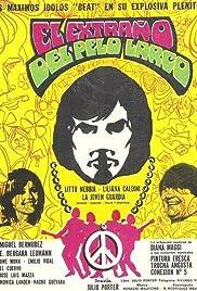 El extraño del pelo largo Poster