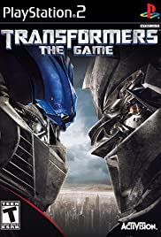Transformers: The Game Poster