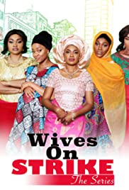 Wives on Strike Poster