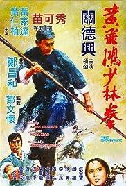 Huang Fei Hong xiao lin quan Poster
