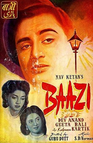 Where to stream Baazi