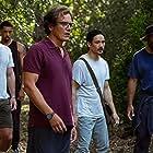 Bobby Cannavale, Michael Shannon, Vince Valitutti, Luke Evans, Manny Jacinto, and Melvin Gregg in Nine Perfect Strangers (2021)