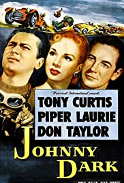 Johnny Dark (1954) Poster - Movie Forum, Cast, Reviews