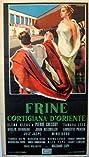 Frine, cortigiana d'Oriente (1953) Poster