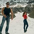 Salman Khan and Jacqueline Fernandez in Race 3 (2018)