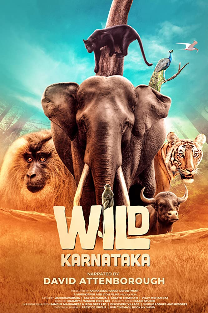 Wild Karnatka 2020 Hindi 720p DSCVP HDRip 355MB Download