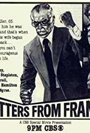 Letters from Frank Poster
