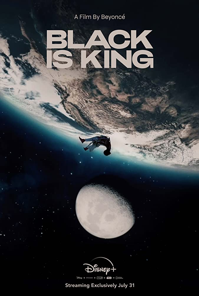 Black Is King (2020) English Movie 250MB HDRip 480p ESubs Download