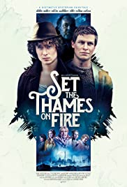 Set the Thames on Fire Poster
