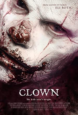 Clown film Poster