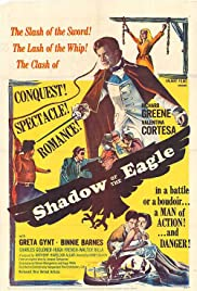 Shadow of the Eagle Poster