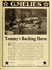 Psp volle Filmdownloads Tommy\'s Rocking Horse (1911)  [480x272] [480x800] [1020p]