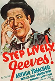 Step Lively, Jeeves! Poster