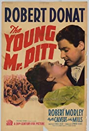 The Young Mr. Pitt (1942) Poster - Movie Forum, Cast, Reviews