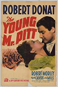 Movie 4 free watch The Young Mr. Pitt Carol Reed [h264]