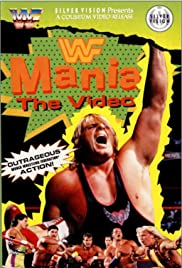 WWF Mania Poster